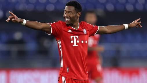 Офіційно: зірковий захисник Алаба залишає Баварію