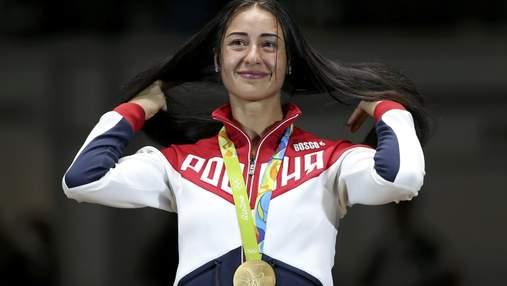 Олімпійська чемпіонка Єгорян: Мені соромно, що я живу в Росії