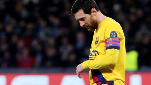 Які шанси в Барселони вийти у чвертьфінал Ліги чемпіонів після ганебної поразки від ПСЖ