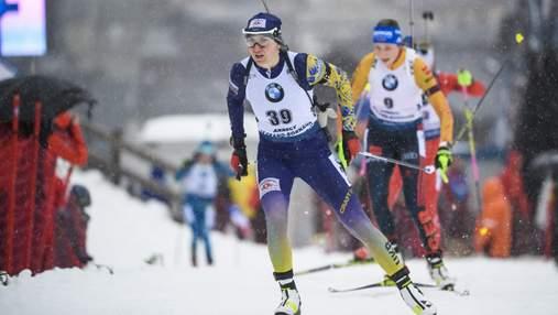Сборная Украины по биатлону объявила неожиданный состав на решающие гонки ЧМ-2021