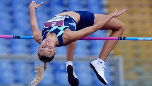 Легкоатлетка Левченко – победительница престижных соревнований во Львове: видео