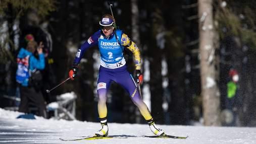 Пидгрушная – 12-я в масс-старте, чемпионкой мира по биатлону стала Хаузер