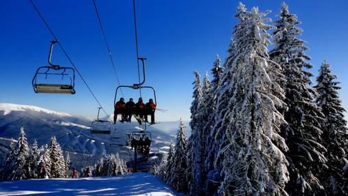 В этом году в Украине начнется строительство двух горнолыжных курортов в Карпатах