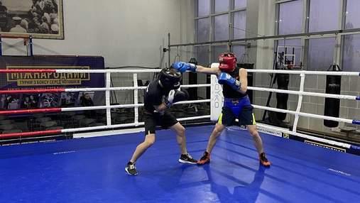 Как Денис Беринчик готовится к чемпионскому бою: видео