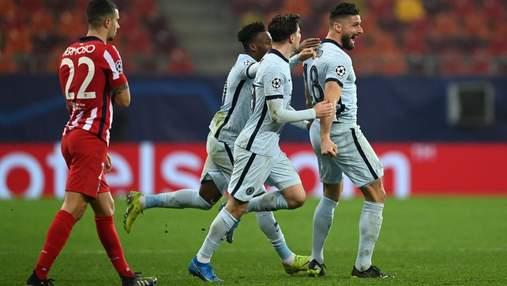 У стрибку через себе: як розкішний гол Челсі шокував Атлетіко у Лізі чемпіонів– відео