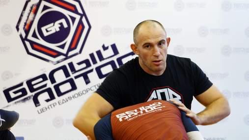 Сбежавшего из Украины фаната Путина исключили из рейтинга UFC