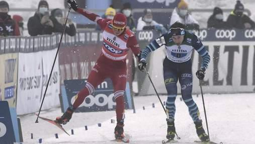 Российский лыжник получил смешное наказание за позорный поступок: видео дикого поведения