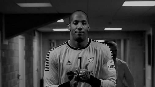 Помер 32-річний воротар збірної Португалії, який переніс зупинку серця під час тренування