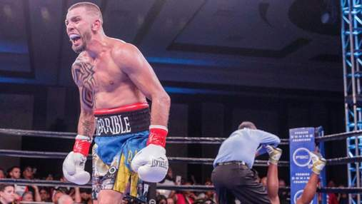 Український боксер Редкач офіційно проведе бій з колишнім чемпіоном світу Прогрейсом
