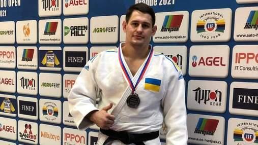 Українські дзюдоїсти здобули чотири медалі на Кубку Європи у Чехії