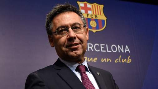 Поліція затримала колишнього президента Барселони Хосепа Бартомеу, в клубі проводять обшуки