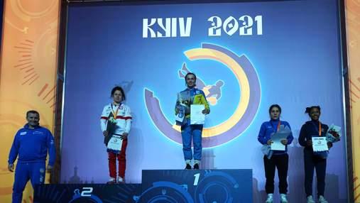 Украинские борцы завоевали 21 медаль на самом престижном турнире перед Олимпиадой