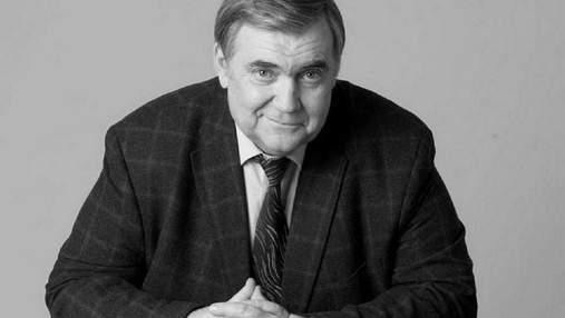 Помер відомий спортивний коментатор Юрій Розанов