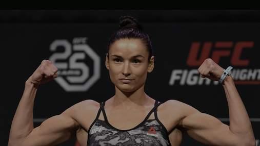 Первая украинка в UFC Марина Мороз получила следующую соперницу: дата боя