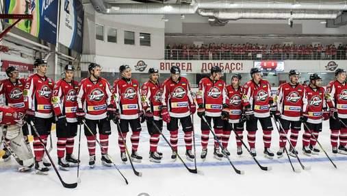 Донбас достроково виграв регулярний чемпіонат України з хокею