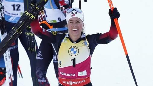 Забрала перемогу у Джими: Екхофф повторила рекорд легендарної Нойнер у спринті