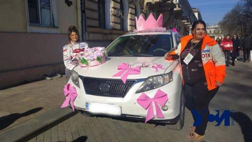 В Одесі відбулось яскраве жіноче ралі: фото