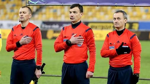 Украинских арбитров хотят заставить давать обязательные комментарии после матчей