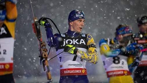 Без несподіванок: склад збірної України з біатлону на чоловічий спринт у Нове-Мєсто