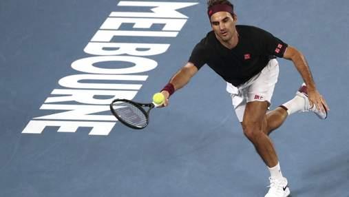 Федерер снялся с турнира ATP в Дубае: теннисист вернулся после двух операций