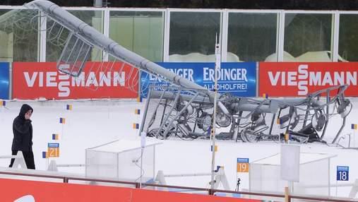 Біатлоніст ледь не загинув під час тренування у Нове-Мєсто: відео