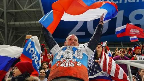 """Росії не дозволили використовувати """"Катюшу"""" на Олімпіадах"""
