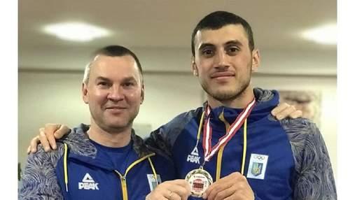 """Український каратист Талібов завоював """"срібло"""" на турнірі Karate 1-Premier League"""