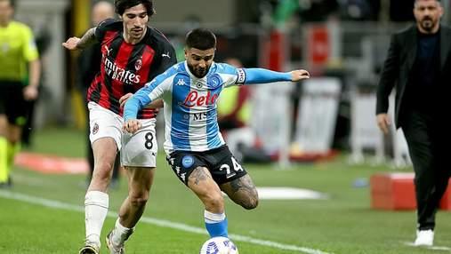 Наполи обыграл Милан: Гаттузо нанес поражение бывшей команде – видео