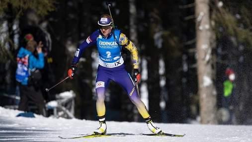 Останній шанс: склад збірної України з біатлону на етап Кубка світу в Естерсунді