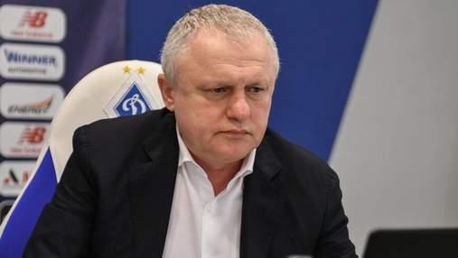 Суркис готов помочь Ярославскому своими футболистами ради возрождения Металлиста