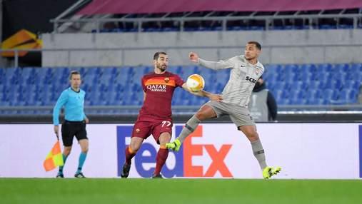 Манчестер Юнайтед выбил Милан из Лиги Европы благодаря голу Погба: видео