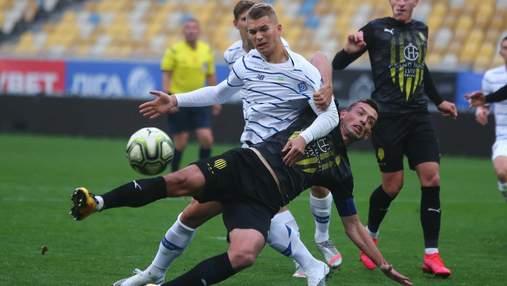 Динамо попытается реабилитироваться за Лигу Европы: прогноз букмекеров на матч с Рухом