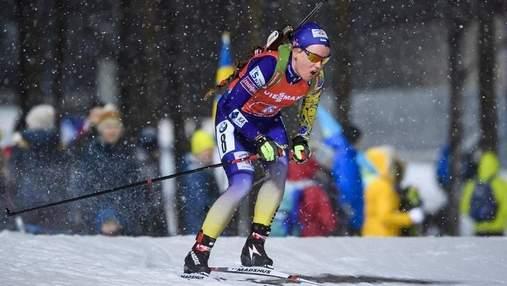 Біатлон: збірна України назвала склад на останній спринт сезону
