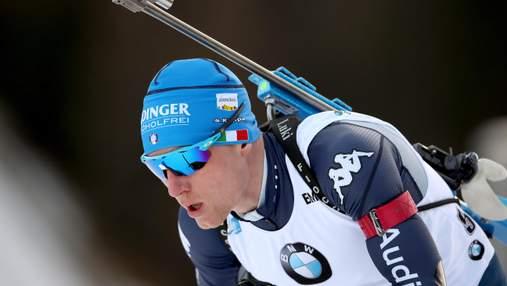 Біатлон: Гофер виграв останній спринт сезону, українці за межами топ-30