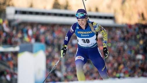 Тандреволд несмотря на 5 промахов выиграла масс-старт, Юлия Джима остановилась в шаге от топ-10