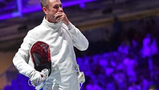 Український гімн в Росії: шпажист Рейзлін виграв золото етапу Кубка світу