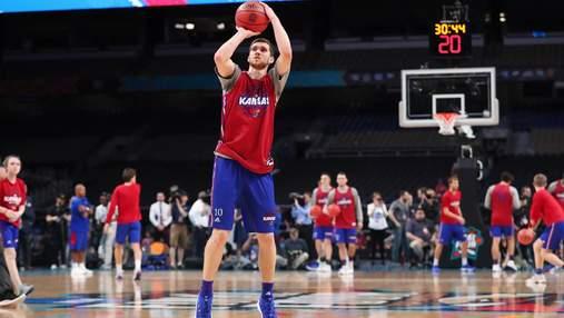 Украинец Михайлюк провел феерический матч в НБА и помог Оклахоме победить: видео