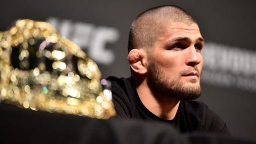 Непереможний Хабіб може стати тренером колишнього чемпіона UFC