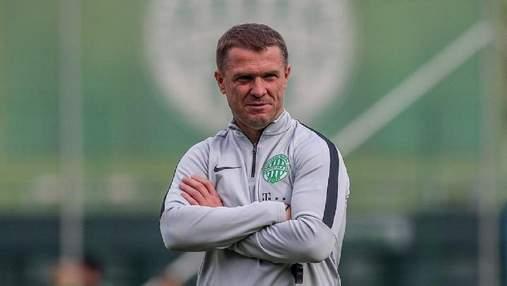 Пропозиція була, – Ребров зізнався, чому відмовився очолити Динамо