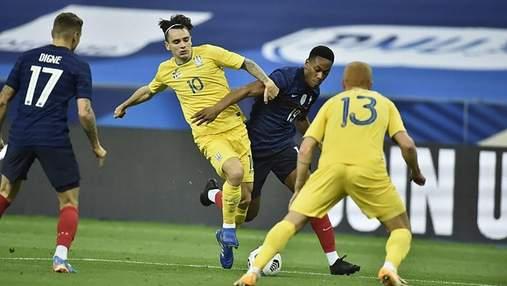 Сможет ли Украина взять реванш у Франции за болезненное поражение 7:1 – прогноз