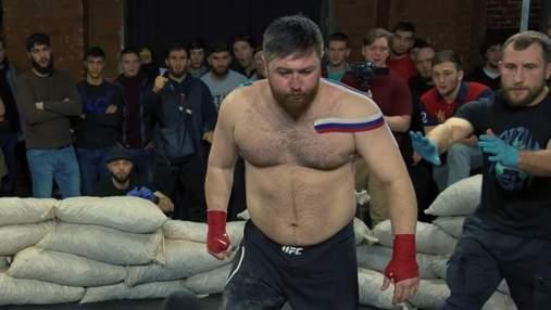В России в ресторане во время драки зарезали чемпиона мира по единоборствам Алана Хадзиева