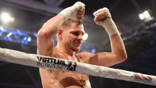 Ми будемо робити бабки, – боксер Берінчик заявив, що переходить в інший вид спорту