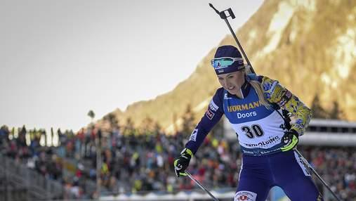 Три медалі та прорив Дудченка: підсумки біатлонного сезону для України
