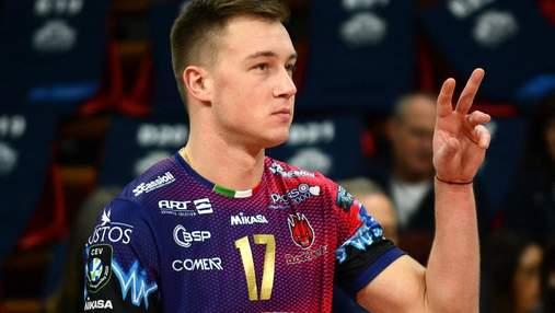 Українець Плотницький не зміг пробитися у фінал Ліги чемпіонів
