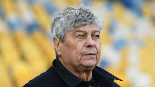Луческу стал лучшим тренером месяца в УПЛ