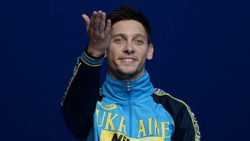 Стрибун у воду Кваша відмовив клубу з США заради розвитку спорту в Україні