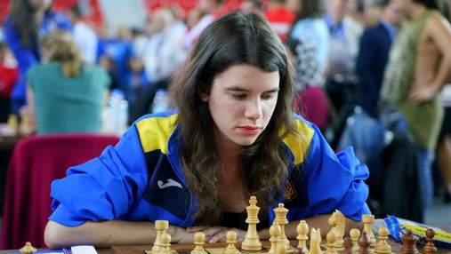 Українку Осьмак позбавили перемоги на онлайн ЧС з шахів через підозру в чітерстві