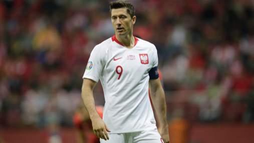 Роберт Левандовски получил травму и может пропустить три топ-матча