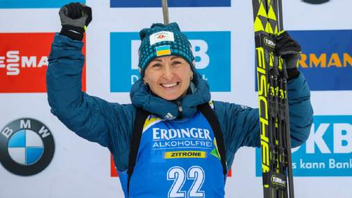 Доведу перед Олімпіадою, що готова показувати високі результати, – біатлоністка Віта Семеренко