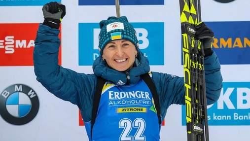 Докажу перед Олимпиадой, что готова показывать высокие результаты, – биатлонистка Вита Семеренко